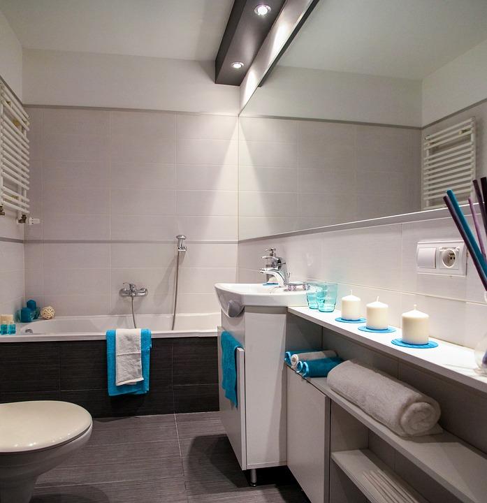 decoracion baño moderno cuidacasa